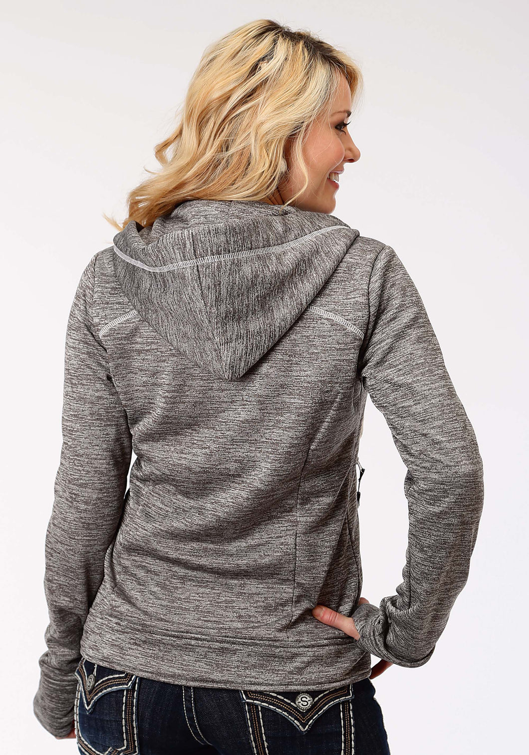 Roper Outerwear- Ladies Outer Womens Jacket 1466 Cationic Grey