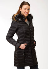Roper Outerwear- Ladies Outer Womens Jacket 4043 Down Proof Coated Long Coat