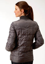 Opp Outerwear- Ladies Outer Womens Jacket 1473 Quilted Poly Filled Jacket