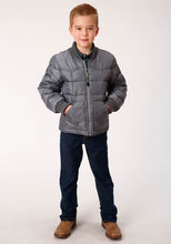 Roper Outerwear- Boy's Outer Boys Jacket 1473 Boy's Quilted Poly Filled Jacket