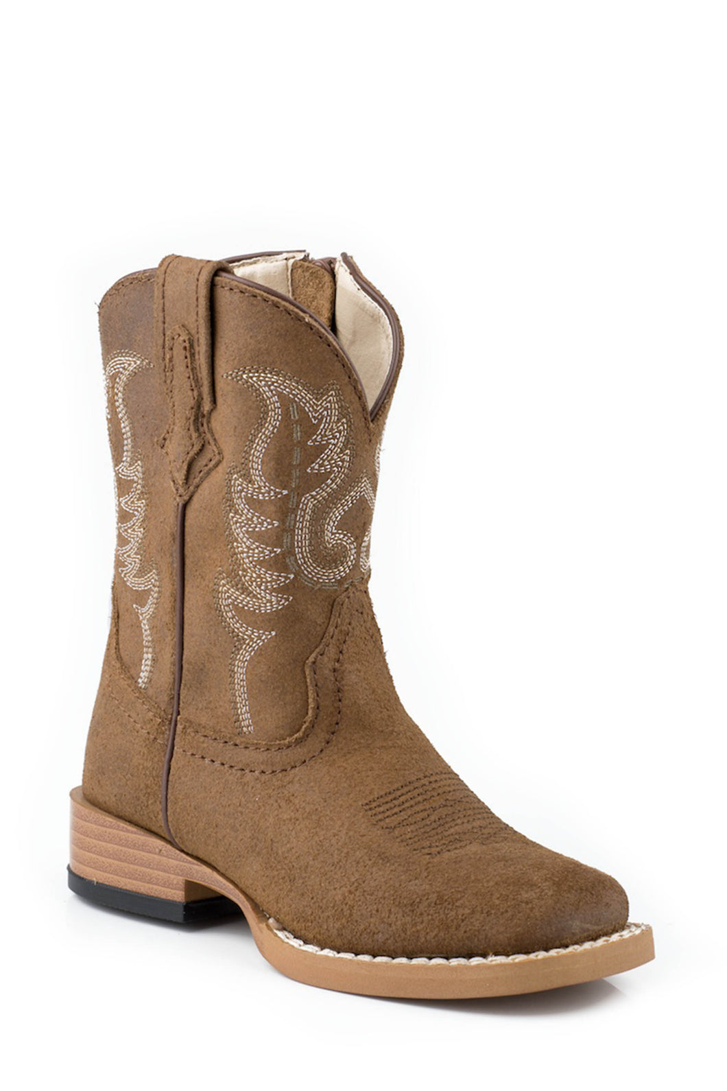 Dalton Boot Toddlers Boots Square Toe Traditional Western Stitch