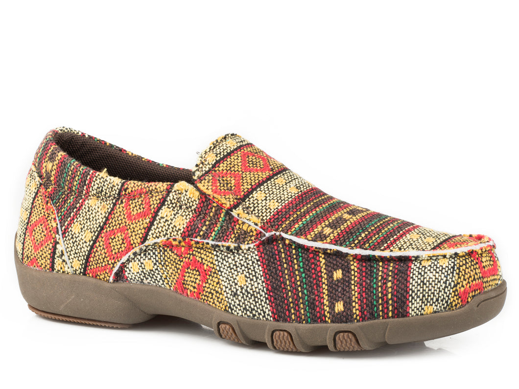 Johnnie Casual Little Kids Casual Golden Brown Multicolor Southwest