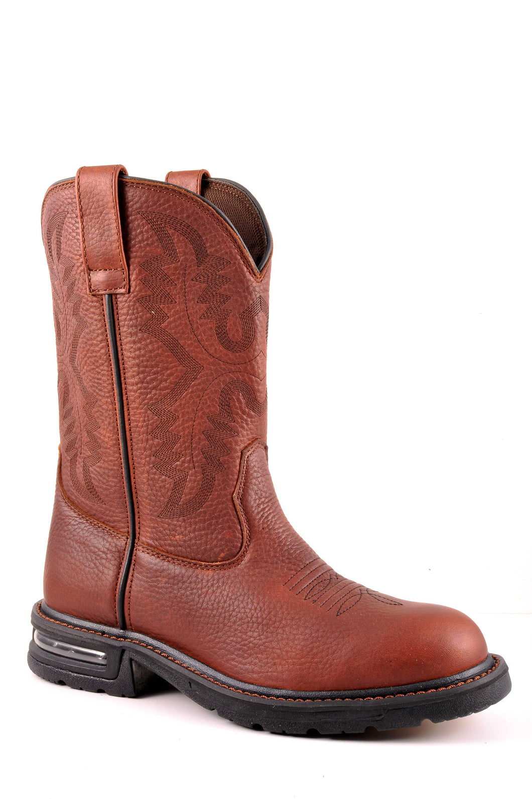 Worker Boot Mens Boots Roper Pull On Workboot