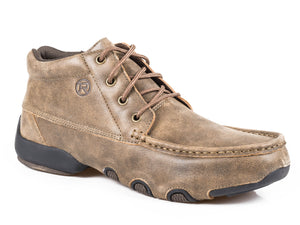 High Country Cruisers Casual Mens Casual Chukka Lace Up