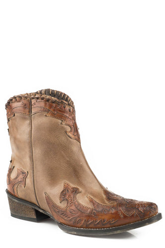Abigale Boot Womens Boots Burnished Brown