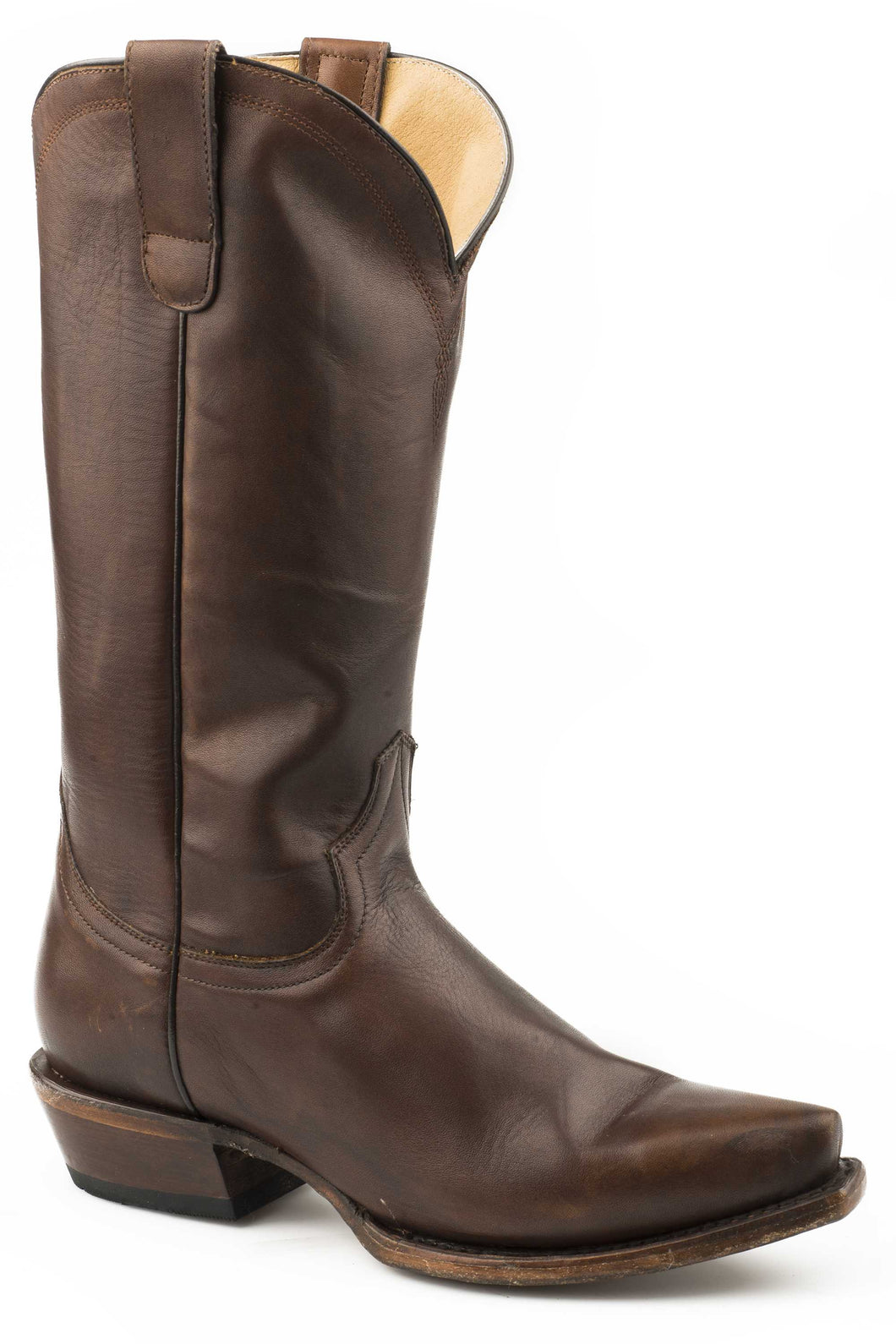 Plain Jane Boot Womens Boots Brush Off Brown Vam Shaft