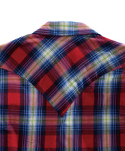 Tin Haul Collection Tinhaul Mens Long Sleeve Shirt 0725 Crossroads Plaid