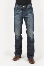 Tin Haul Guy's Jean Tinhaul Mens Jeans Multi Piece Deco Back Pocket
