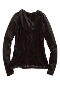 Tin Haul Collection Tinhaul Womens Long Sleeve Shirt 1487 Sweater Jersey Hoody