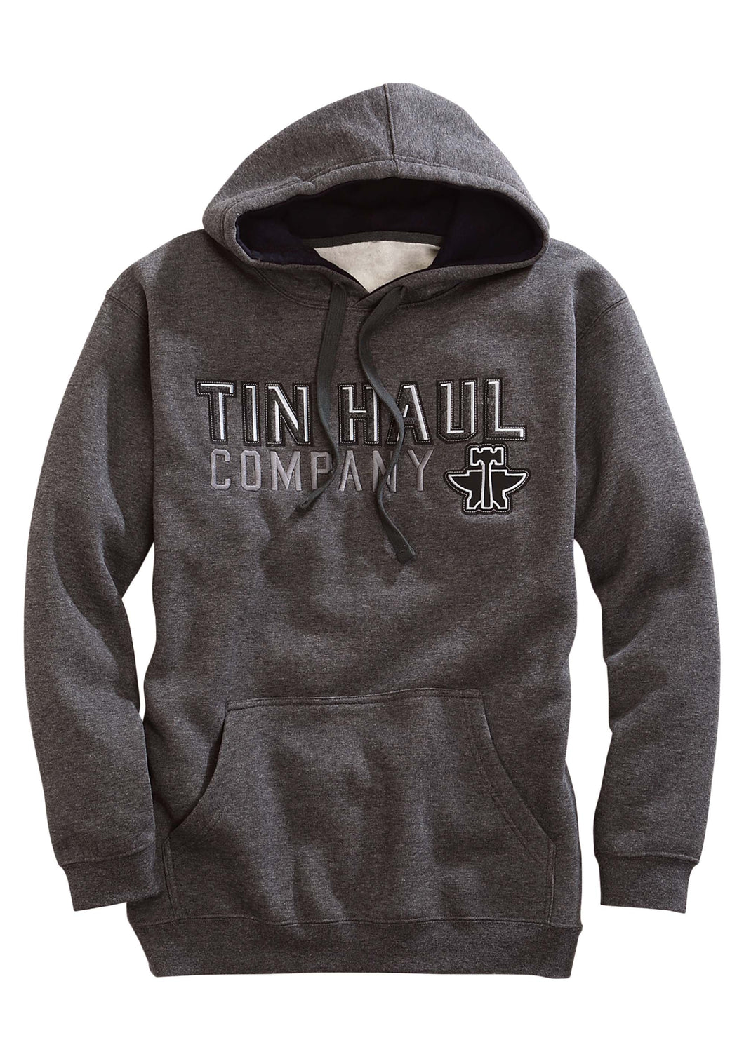Tin Haul Collection Tinhaul Mens Jacket Tin Haul Anvil And Hammer Applique