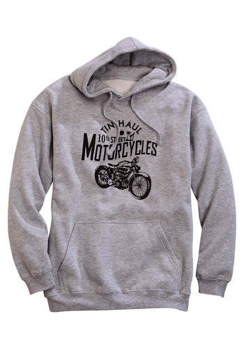 Tin Haul Collection Tinhaul Mens Jacket Tin Haul Motorcycles On Front
