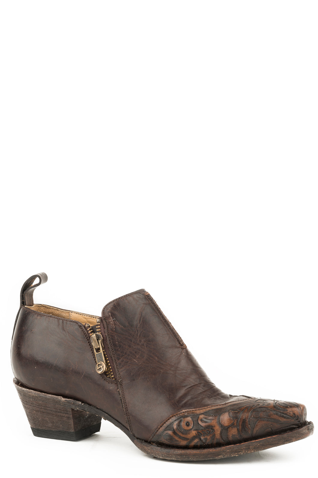 Phoebe Boot Womens Boots Brown Vamp And 3
