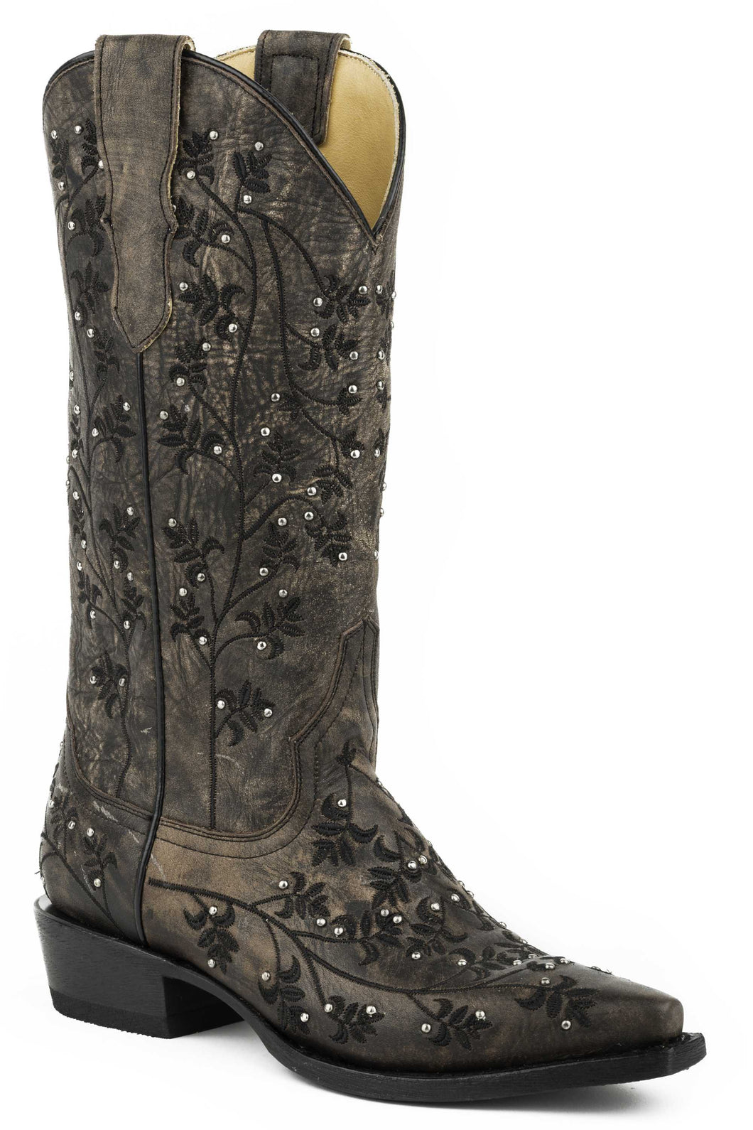 Desiree Snip Boot Ladies Boot Brown Vmp13