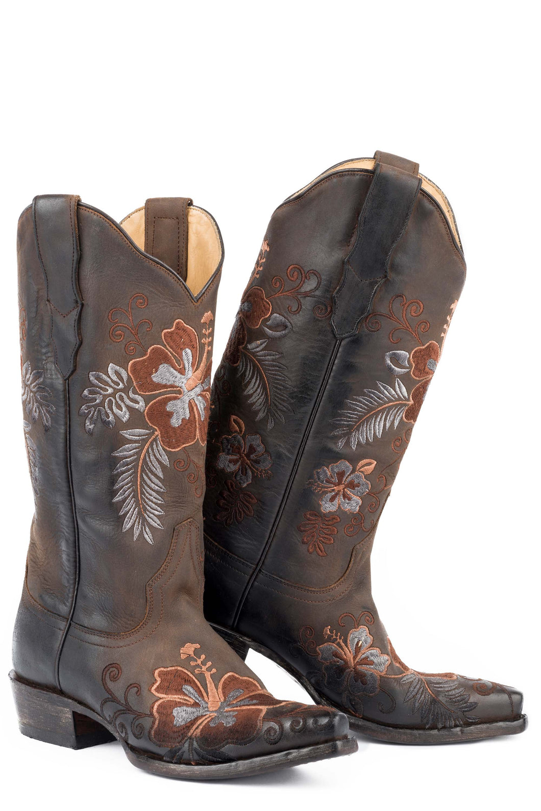 Aloha Boot Womens Boot Brown Vamp And 13