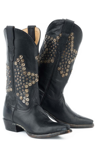 Starlet Boot Womens Boot Black Vamp And 13