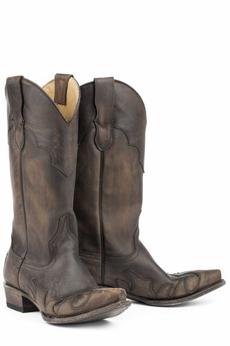 Hazel Boot Womens Boot Brown Vamp And 13