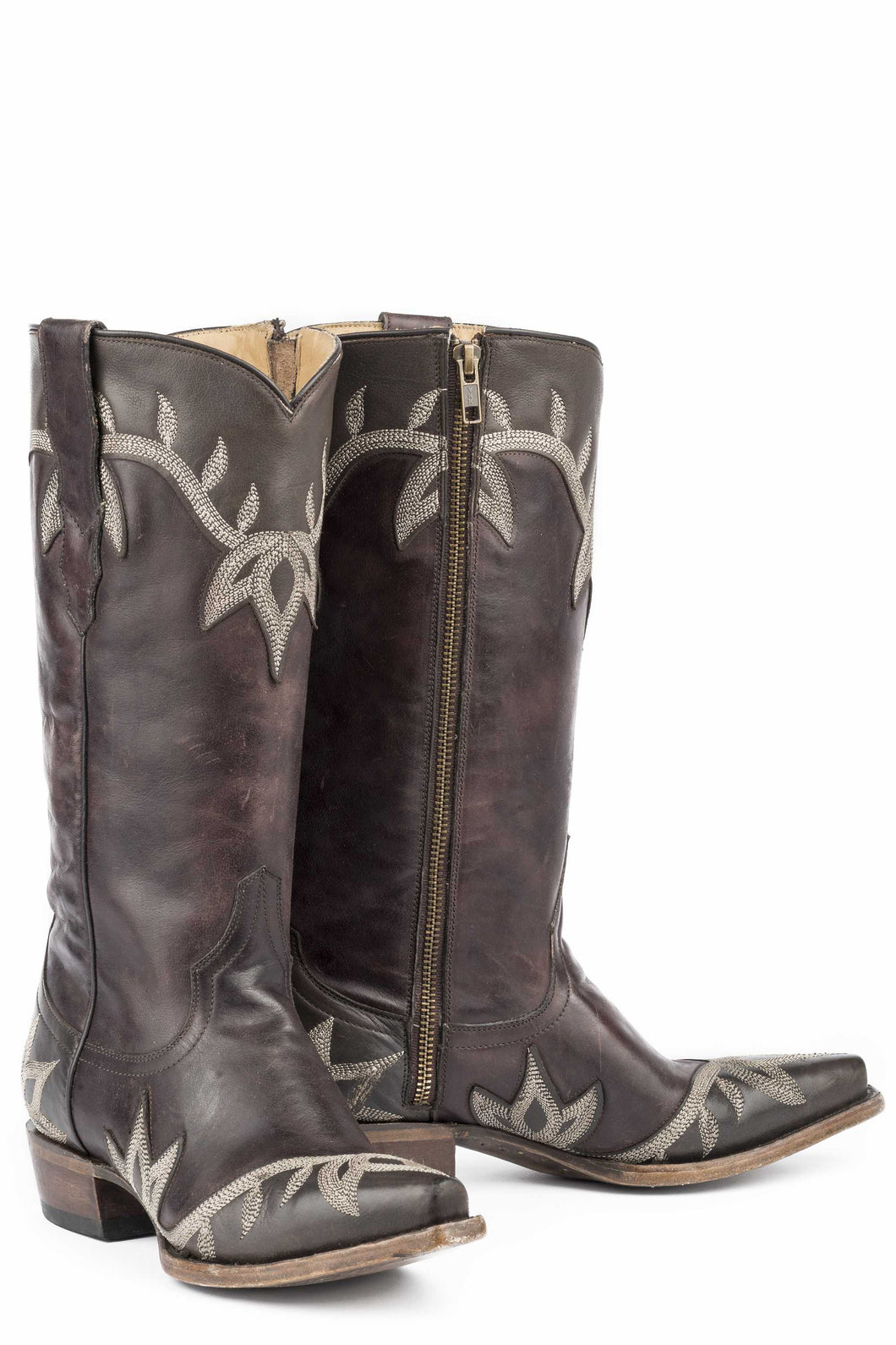 Darcy Boot Womens Boot Brown Vamp And 13