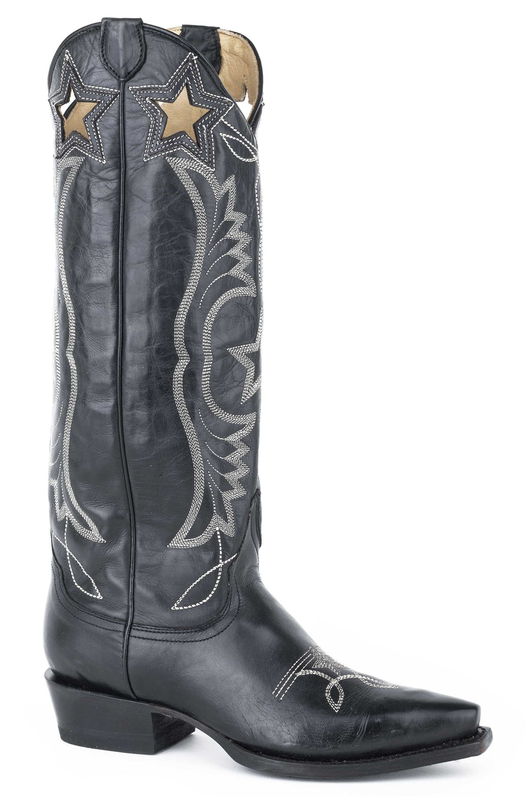 Celeste Boot Womens Boots Black Oiled Goat Vamp And 15