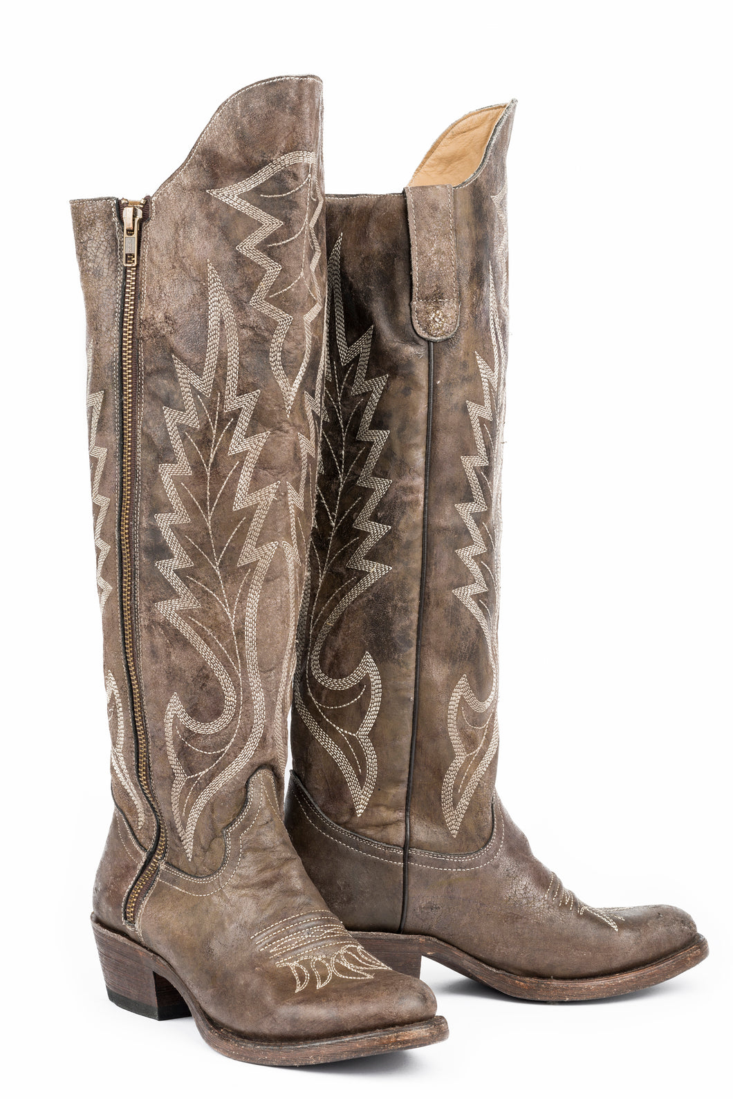 Cam Boot Womens Boot Green Camo Vamp And 18
