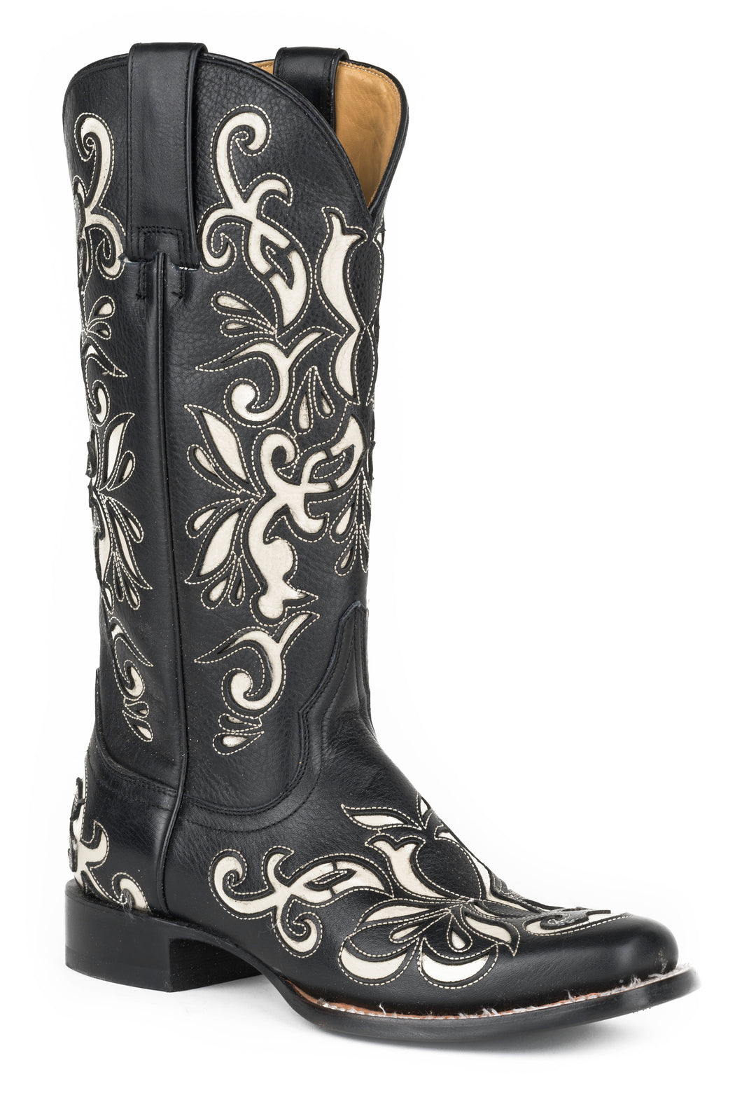 Ivy Boot Womens Boot Destroyer Black Vamp And 13