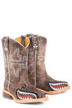 Sharky Man Eater Sole Boot Little Kids Boot Sharky