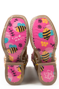 Lil Blossombumblebees Sole Boot Little Kids Boots Lil Blossom