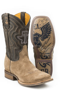 Rough Around The Edges Feel The Power Sole Boot Mens Boots Rough Around The Edges