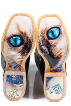 Meow Siamese Cat Sole Boot Ladies Boot Meow