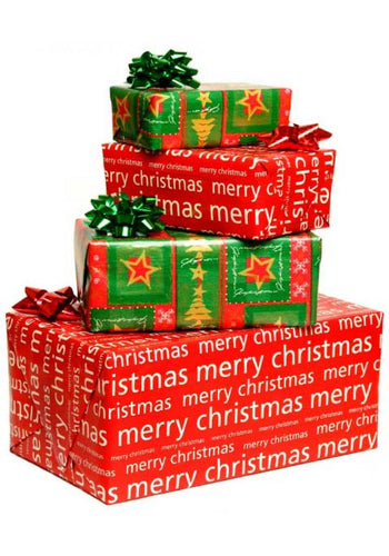 Christmas Gift Wrap Gifts