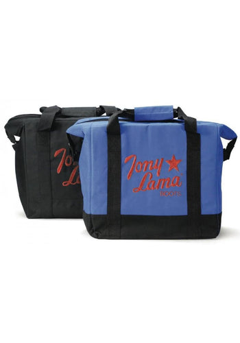 Black Insulated Cooler Bag Men's Accessories