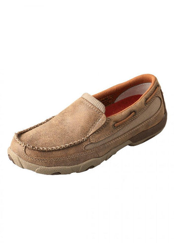 Slip On Driving Moccasin Women's Shoes
