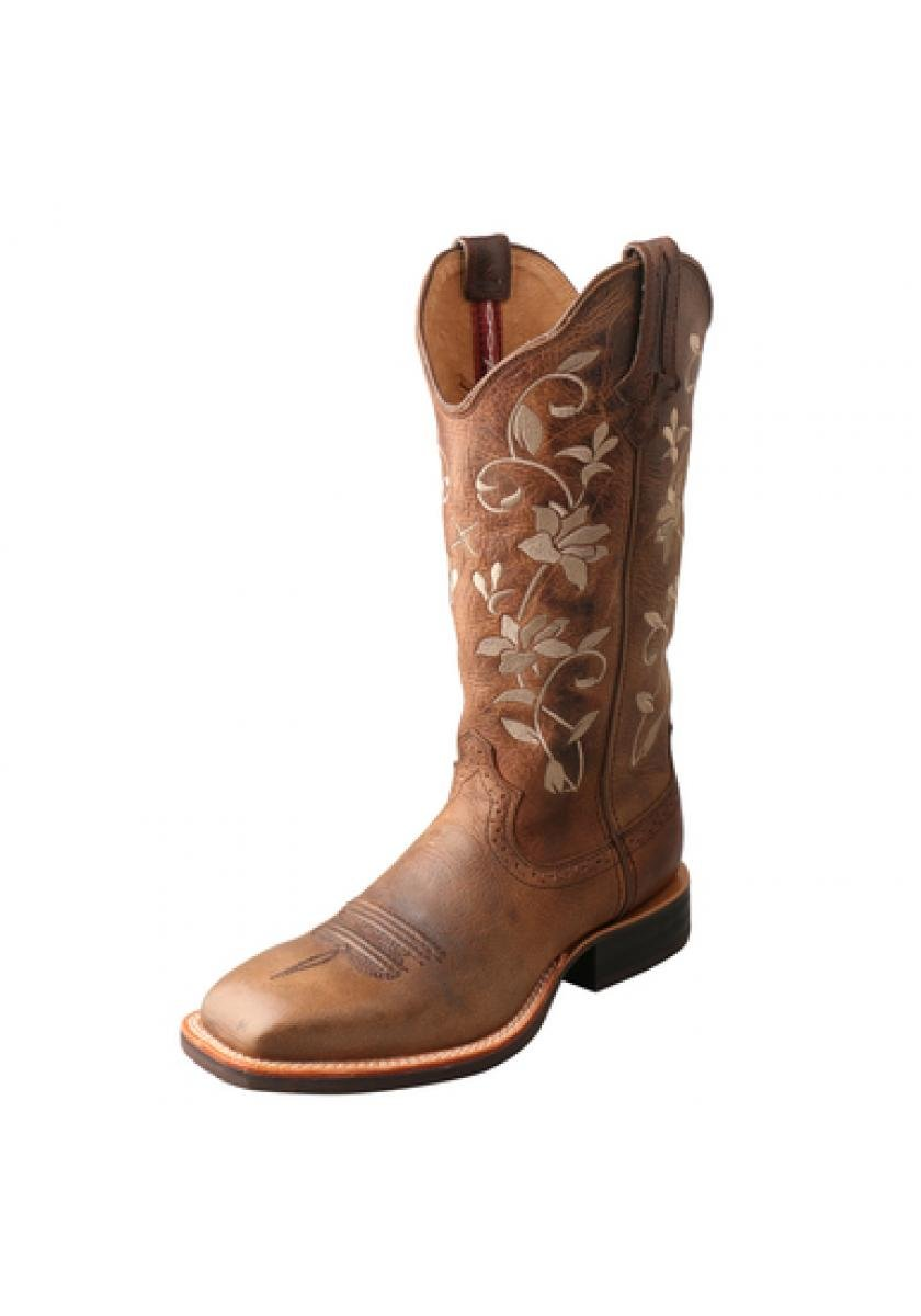 Ruff Stock Ws Toe Women's Boots