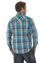 Snap Shirt Men's Long Sleeve