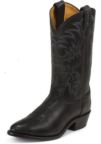 Black Stallion Men's Cowboy Boots