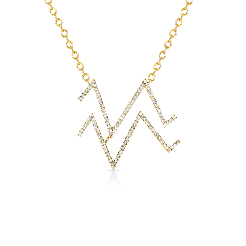 Aquarius - 14k Gold | Diamonds