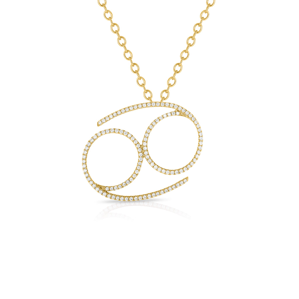 Cancer - 14k Gold | Diamonds