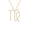 Virgo - 14k Gold | Diamonds