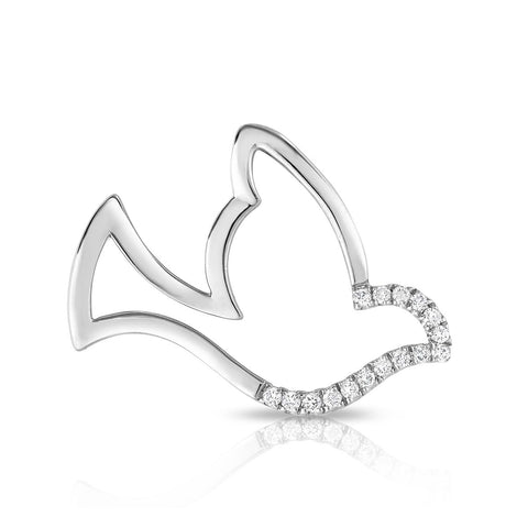 DOLPHIN - 14k Gold | Diamonds