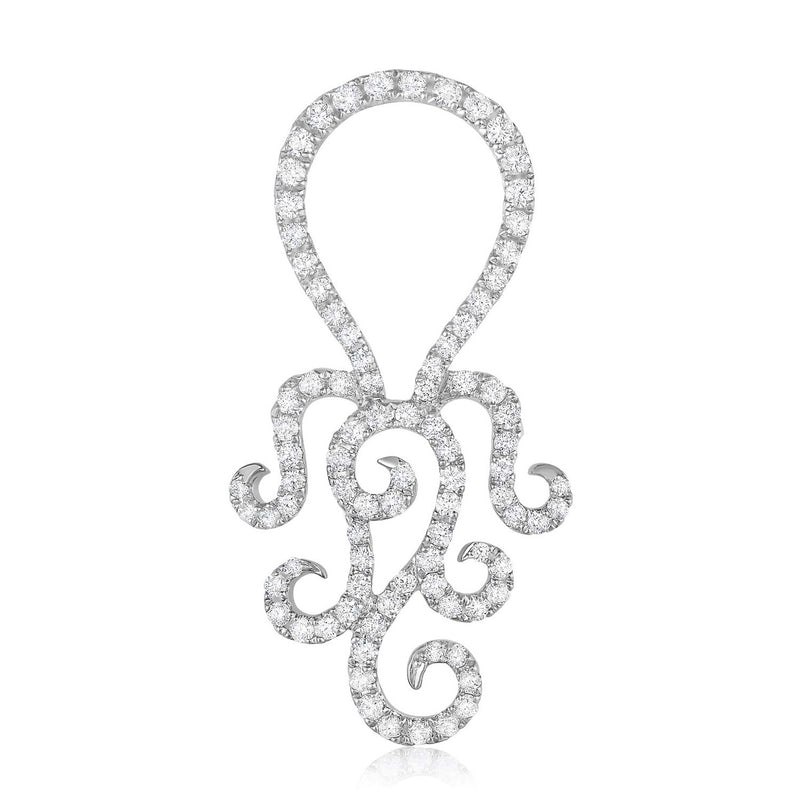 OCTOPUS - 14k Gold | Diamonds