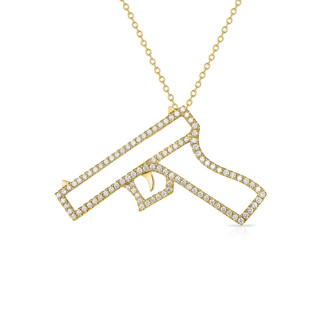 GLOCK - 14k Gold | Diamonds