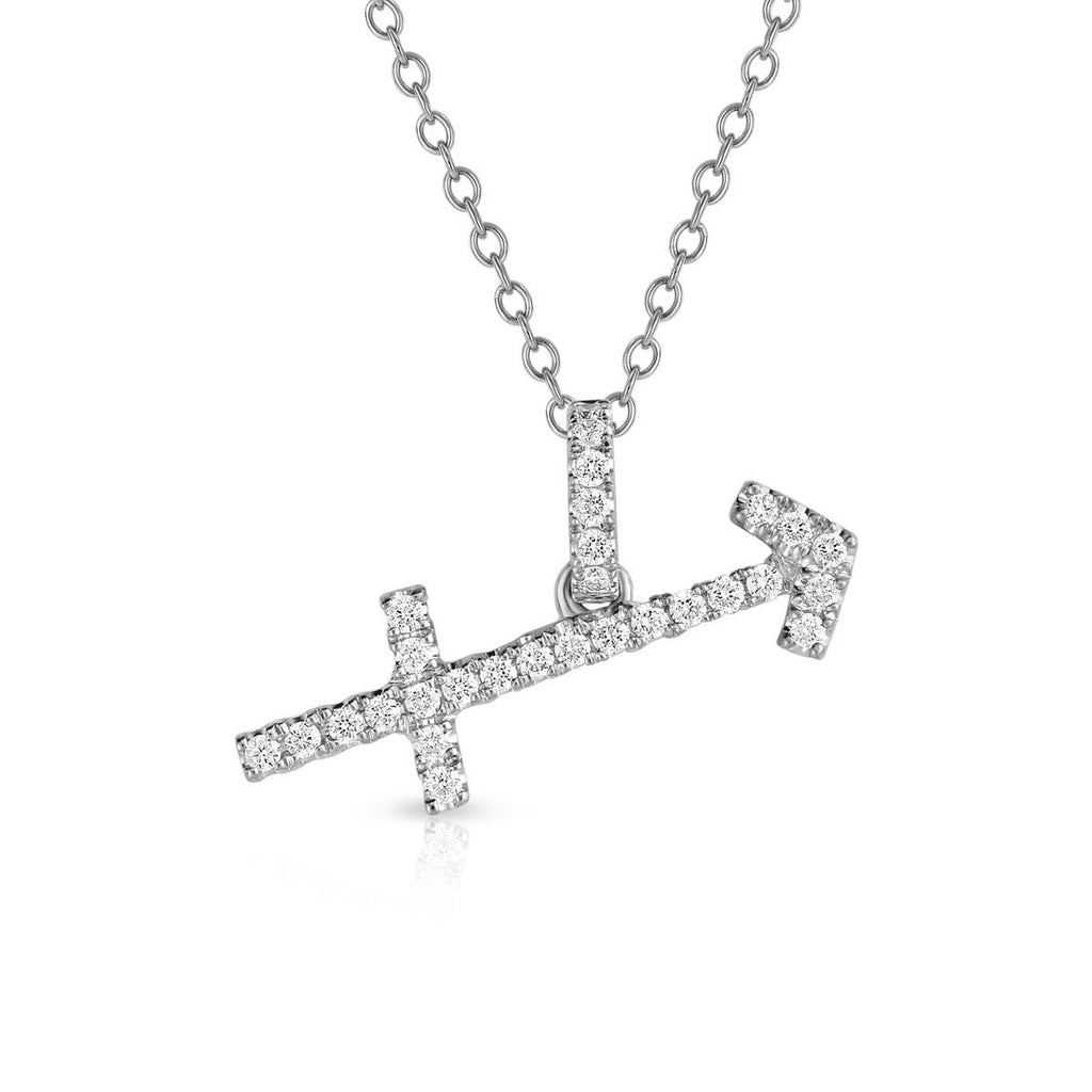 Sagittarius - 14k Gold | Diamonds