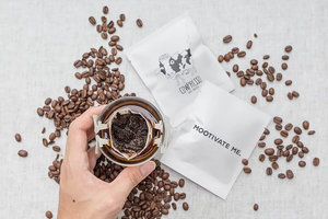 BREW GUIDE to Cowpresso Drip Bags