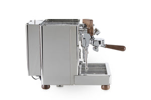 Lelit Bianca Pressure Profile Dual Boiler PID Rotary Pump Wood Furnished - Singapore Cowpresso Coffee Roasters Specialty Coffee Bean Online Subscription Freshly Delivered