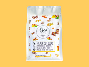 Golden Cup Blend (Kilo Regulars Club) - Singapore Cowpresso Coffee Roasters | Specialty Coffee Beans | Online Subscription | Freshly Delivered |