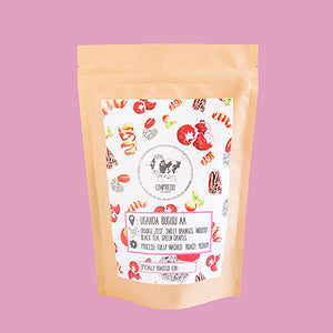 Uganda Bugisu AA 250Gm - Singapore Cowpresso Coffee Roasters Specialty Coffee Bean Online Subscription Freshly Delivered