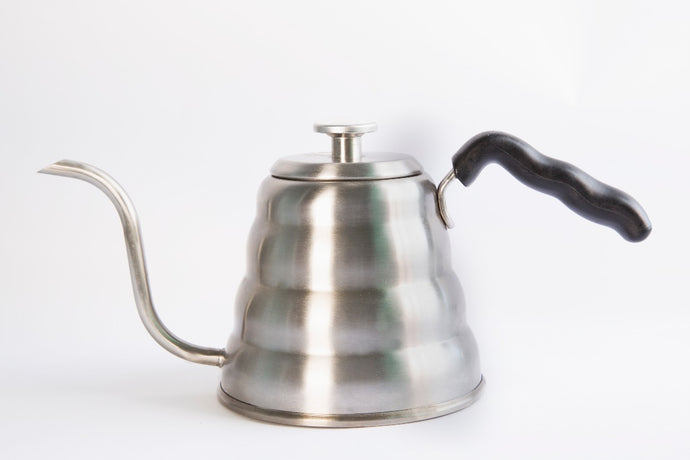 Gooseneck Kettle with Thermometer - Singapore Cowpresso Coffee Roasters Specialty Coffee Bean Online Subscription Freshly Delivered