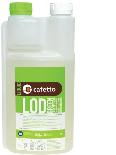 Cafetto Organic Descaling Liquid (1L)
