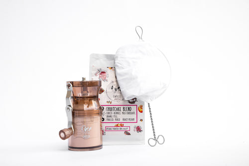 Starter Brewing Kit - Singapore Cowpresso Coffee Roasters | Specialty Coffee Beans | Online Subscription | Freshly Delivered |