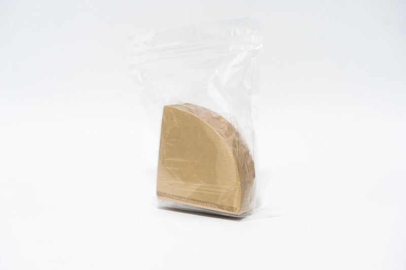 Natural V60 Filter Paper (100 Pieces) - Singapore Cowpresso Coffee Roasters Specialty Coffee Bean Online Subscription Freshly Delivered