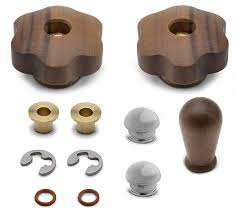 Lelit Mara E61 Walnut Wood Kit Knob
